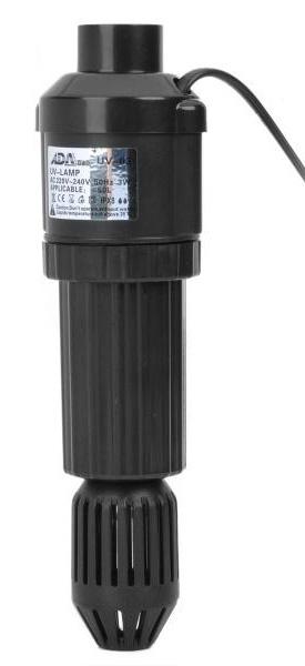 UV lampa 3W