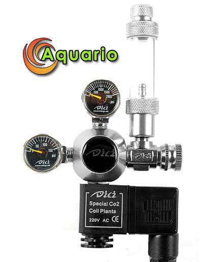 CO2 reduktor DC02-04 s nočním vypínáním