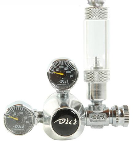 CO2 reduktor DC02-03 bez nočního vypínání